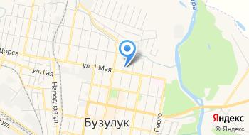 ОГУ, Бузулукский колледж промышленности и транспорта на карте