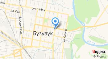 Отряд № 10 Федеральной противопожарной службы по Оренбургской области на карте