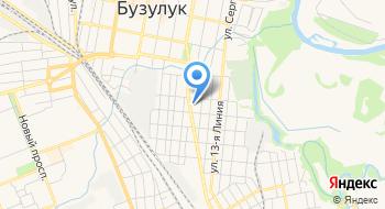 Квартиры посуточно Loft56.ru на карте