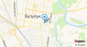 Южное ремонтно-техническое предприятие Оренбургской области на карте