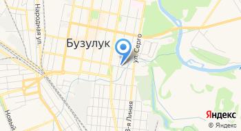 Управление Вневедомственной Охраны Войск Национальной Гвардии Российской Федерации по Оренбургской области на карте
