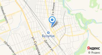 Собор Николая Чудотворца в Бузулуке на карте