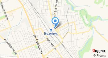 Гостиница ж/д вокзала на карте