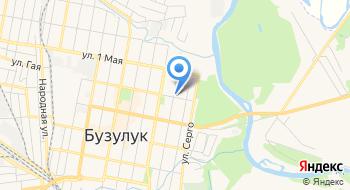 МО МВД России Бузулукский на карте