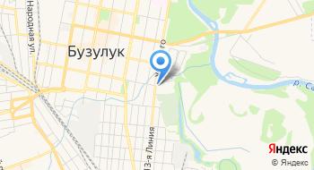 Бузулукская Епархия Русской Православной Церкви (Московский Патриархат) на карте