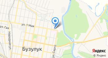 ГБУЗ Городская больница г. Бузулука на карте