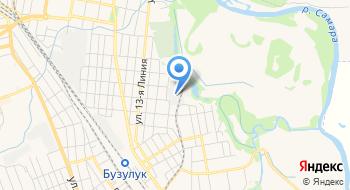 Бузулук-Мука на карте