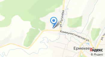 Ермекеевский хлебокомбинат на карте
