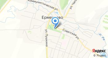 Миграционный пункт УФМС России по РБ в Ермекеевском районе на карте