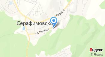 Серафимовская районная больница №2, МБУЗ Туймазинская ЦРБ на карте
