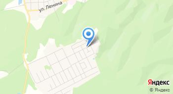 Серафимовская специальная общеобразовательная школа закрытого типа на карте