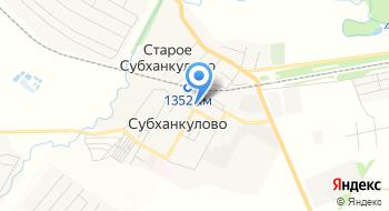 Транспортный технический контроль на карте