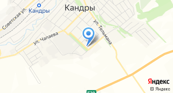 Туймазинское управление буровых работ, филиал Башнефть-Геострой на карте