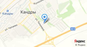 Автоцентр Гараж на карте