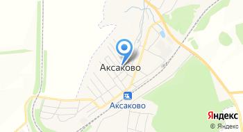 Аксаково, метеостанция, ГУ Башкирское УГМС на карте