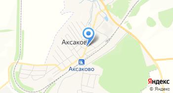 АЗС КПД на карте