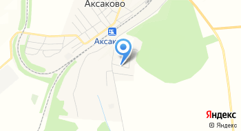 Санаторий Аксаково на карте