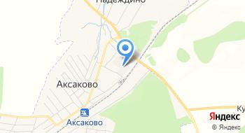 Башэнергоучет, белебеевское отделение на карте