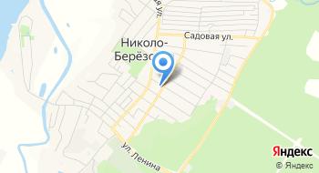 Краснокамскстройзаказчик, МУП на карте