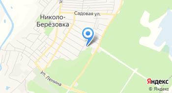 Краснокамская центральная районная больница, ГБУЗ на карте