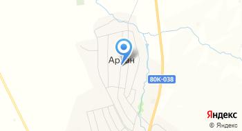 Башкирнефтепродукт, северный филиал, АЗС на карте