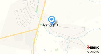 Михаило-Архангельский храм, Четвертое (Нефтекамское) благочиние, Уфимская епархия на карте