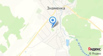 Богородице-Знаменский храм, Одиннадцатое (Белебеевское) благочиние, Уфимская епархия на карте