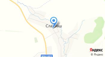 Михаило-Архангельский храм, Одиннадцатое (Белебеевское) благочиние, Уфимская епархия на карте