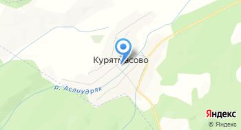 Сельские клубы на карте
