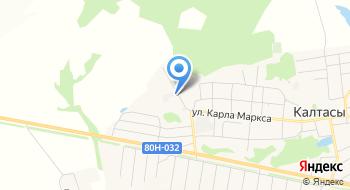 Газпром газораспределение Уфа, филиал в г. Нефтекамске, Калтасинская комплексная служба на карте
