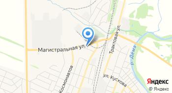 Отдел УФМС России по РБ в Альшеевском районе на карте
