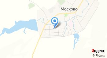 Газовик, ТСЖ на карте