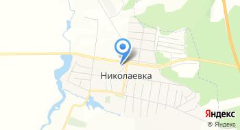 Газпром газораспределение Уфа, управление №1 филиала в г. Уфе, Николаевская комплексная служба на карте