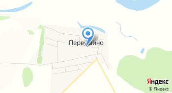 Аэродромный комплекс малой авиации Первушино на карте