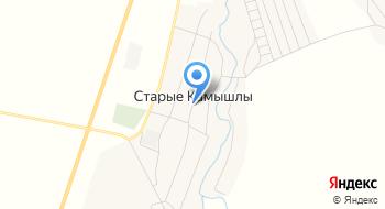 Уфа Бетон Ихлас на карте