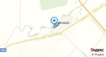 Автосервис Ашкадар на карте