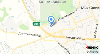 Центр Рати на карте