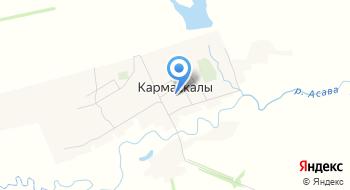 МФЦ, отделение на карте