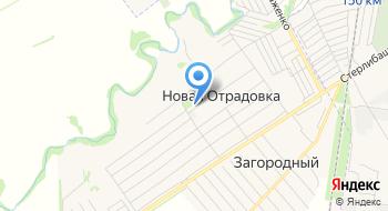 Зодчий, магазин на карте