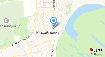 Спутник, автотранспортное предприятие на карте