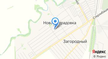 ОГИБДД ОМВД России по Стерлитамакскому району на карте