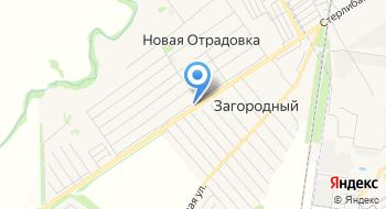 Экосип на карте