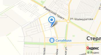Рекламное агентство Информ-центр на карте