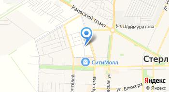 Нотариус н/о Стерлитамакский район РБ Щирская М.А. на карте