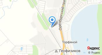 Дом-Дача-Интерьер Уфа на карте