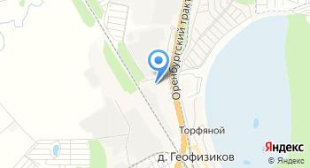 ПромСпецКомплект Уфа на карте
