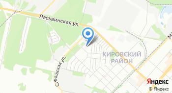 Медсанчасть №11 им. С.Н. Гринберга на карте