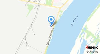 Компания Галоген на карте
