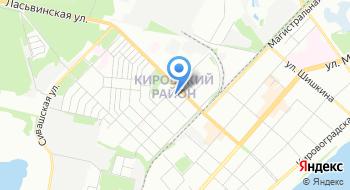 Следственный отдел по Кировскому Району г. Пермь на карте