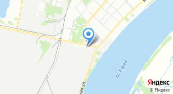 Компрессор Сити на карте